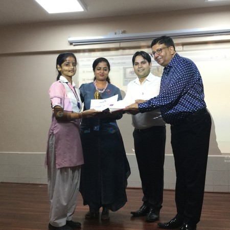 Prize Distribution of Annual Essay Writing