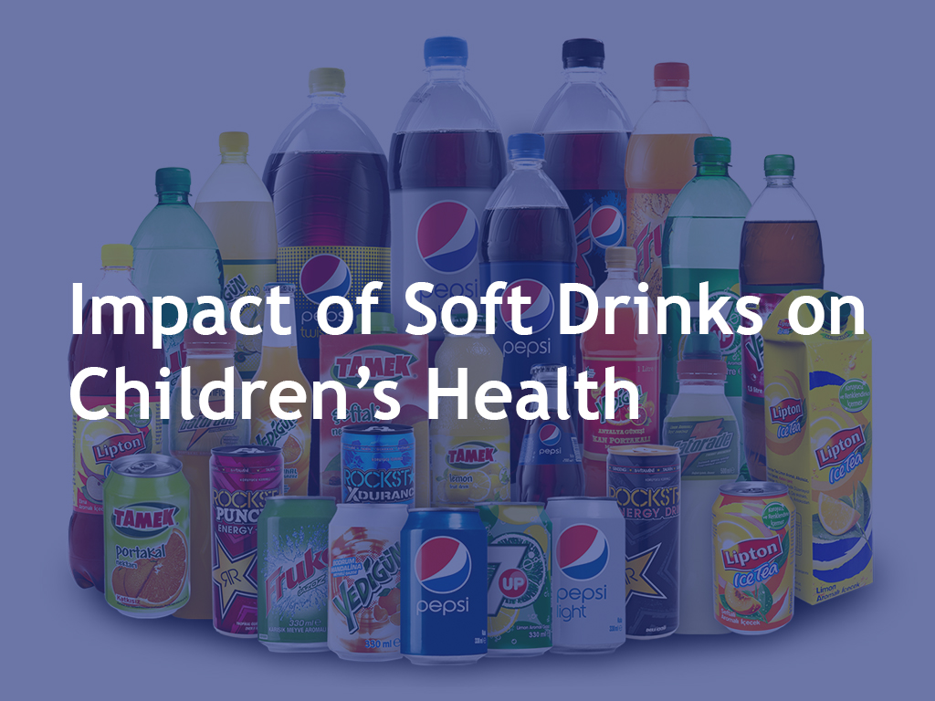 Impact of Soft Drinks on Children's Health