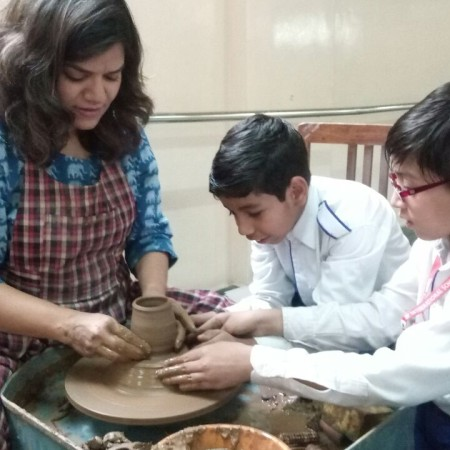 Pottery Session