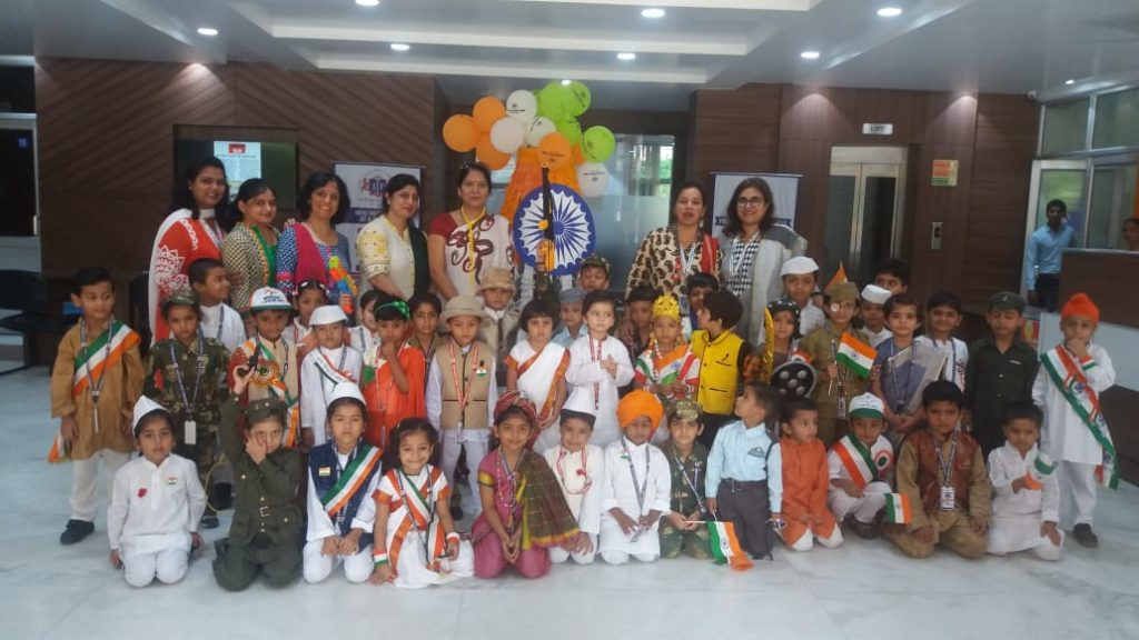 Assembly & Independence Day Celebration - Best Schools in