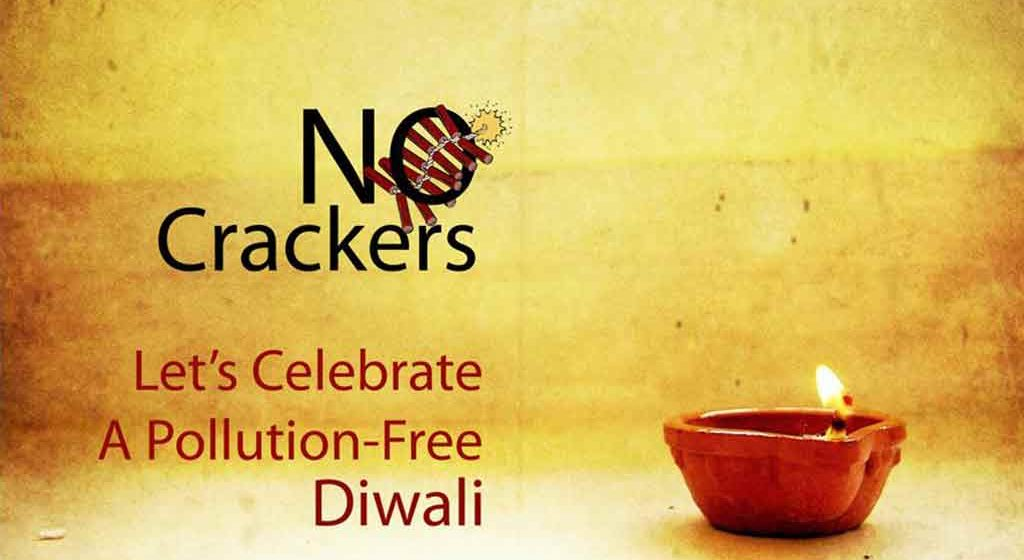 Kids, Let's Say YES to Eco-Friendly Diwali & NO to Crackers