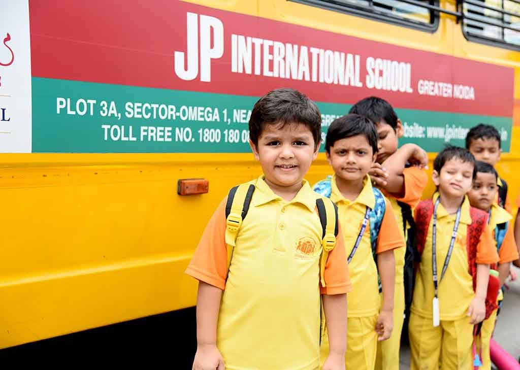 Transportation - Best Schools in Greater Noida | Top Schools